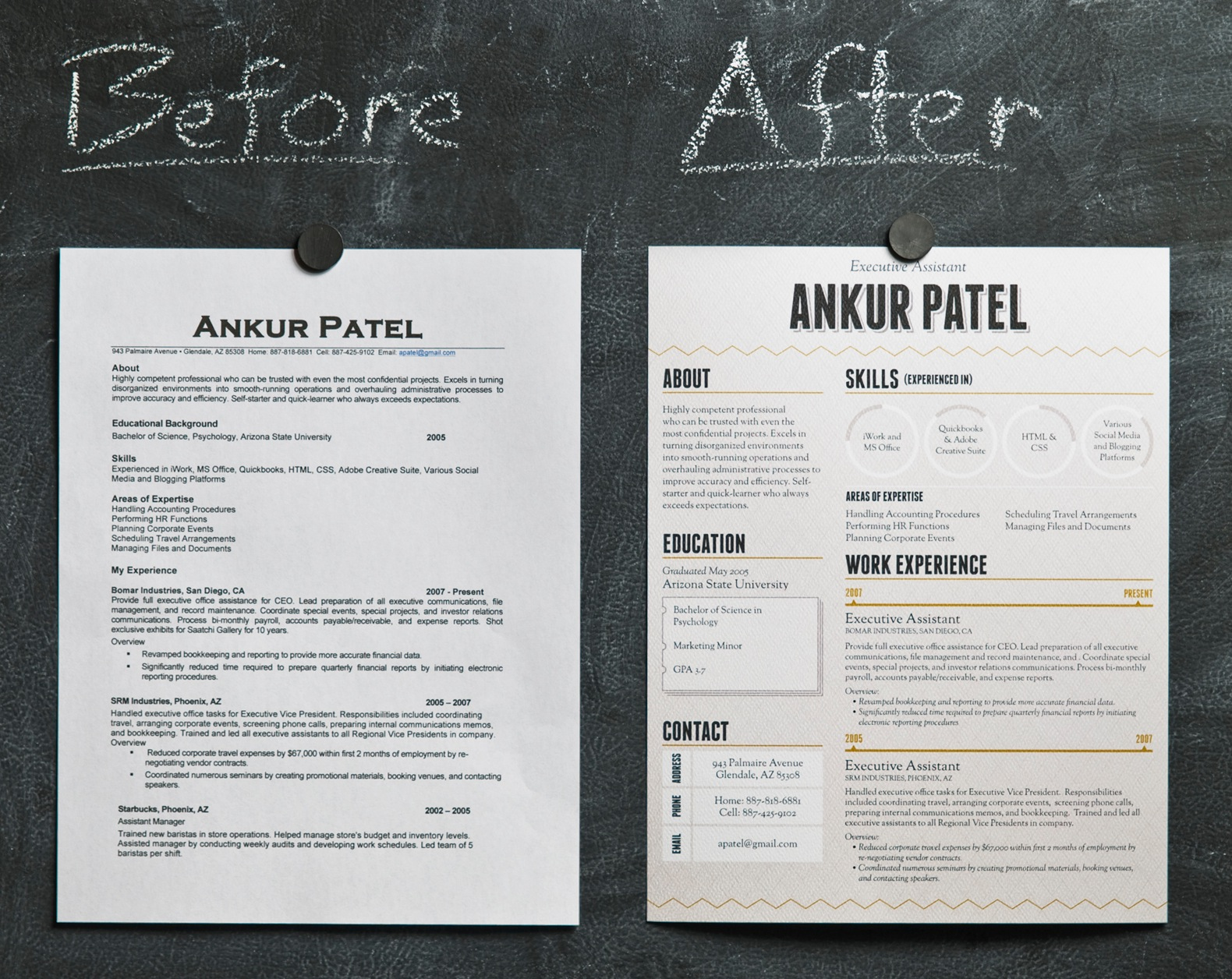 before-and-after-resume-examples